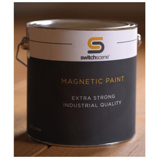 Switchscene | Commercial Wallpaper | Magnetic Paint