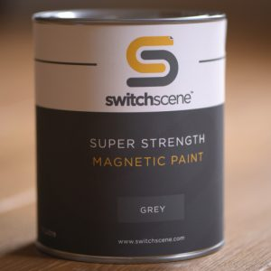 Switchscene | Commercial Wallpaper Printer | Magentic Paint