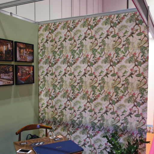 Switchscene | Commercial Wallpaper Printer | Shell Scheme