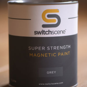 Switchscene | Commercial Wallpaper | Magnetic Paint
