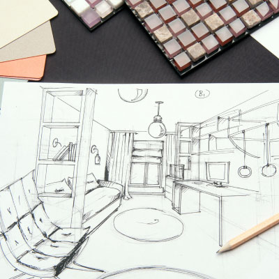 Switchscene | Commercial Wallpaper | Plants in Office